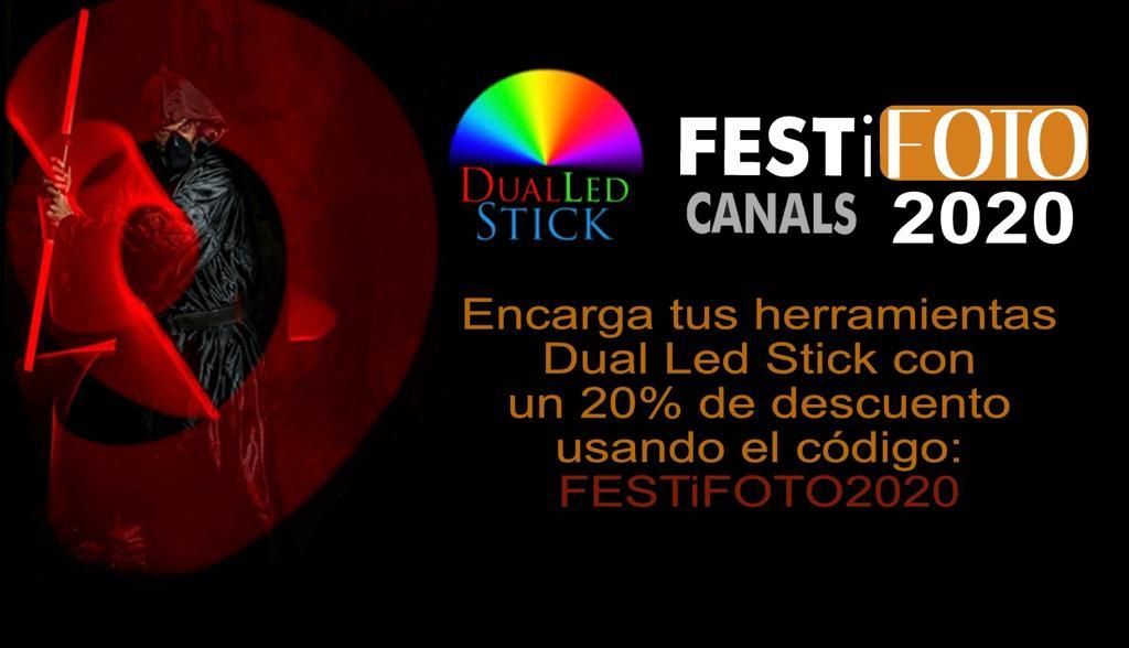 Congreso de Fotografía Nocturna y Lightpainting FestiFoto2020